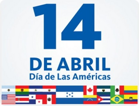 americas-14-abril-calendario-civico-escolar