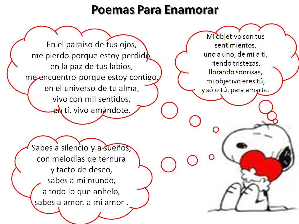 Imágenes Con Frases Y Poemas Cortos De Amor Para Whatsapp