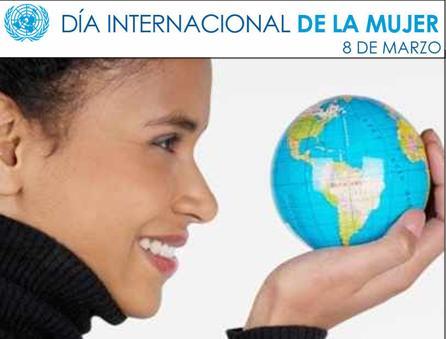 dia de la mujer en el mundo