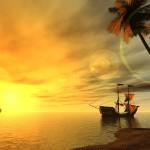 Espectaculares imágenes en 3D y 36 imágenes de playas paradisíacas para el WhatsApp con mensajes de bienvenido verano