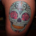 Increíbles tatuajes de calaveras para descargar
