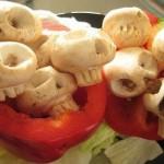 Comidas típicas para la Noche de Brujas en imágenes