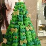 Reutilizando materiales para las Fiestas Navideñas