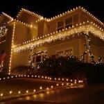 Ideas creativas con luces navideñas