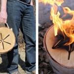 Inventos novedosos para acampar