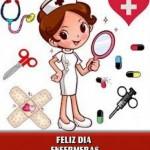 Imágenes con frases graciosas de enfermeras para WhatsApp