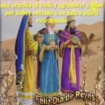 Tarjetas de Felíz Día de Reyes para Whatsapp