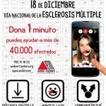 Imágenes del 18 de diciembre – Día Nacional de la Esclerosis Múltiple