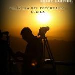 Imágenes con frases célebres del Día del Fotógrafo