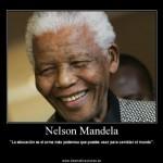 Frases e imágenes de Nelson Mandela para WhatsApp