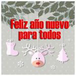 Tarjetas con mensajes bonitos de Felíz Año 2015