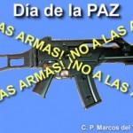 Día Internacional de la No Violencia y la Paz
