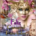 Gifs animados de Felíz Carnaval para compartir en Facebook