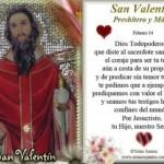 San Valentín – Patrono de los enamorados para WhatsApp