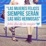 Imágenes con frases tiernas para regalar el Día de la Mujer