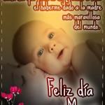 Tarjetas con mensajes bonitos para el Día de las Madres