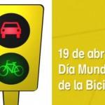 19 de abril – Día Mundial de la bicicleta para compartir