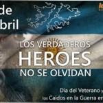 Tarjetas reflexivas para 2 de Abril – Día del Veterano y de los Caídos en la Guerra de Malvinas