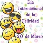 Imágenes del Día Internacional de la Felicidad para compartir