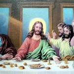 Imágenes de la Ultima Cena de Jesús