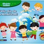 Imágenes del Día de las Américas para compartir en el Facebook