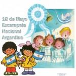 Varias imágenes del Día de la Escarapela Nacional Argentina para descargar gratis el 18 de mayo