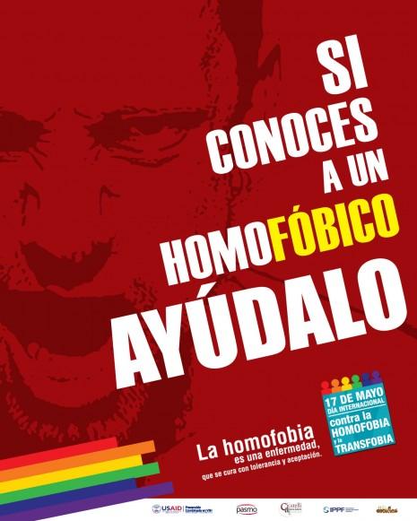Campaña Del Día Mundial Contra La Homofobia