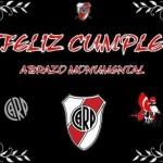Imágenes de Felíz Cumpleaños para los hinchas de River Plate