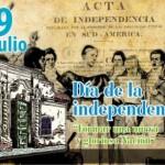 Imágenes del 9 de Julio de 1816 – Día de la Independencia Argentina