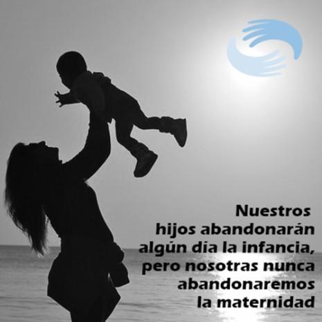 Imágenes Con Frases Sobre La Maternidad Para Whatsapp