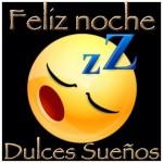 Feliz noche y dulces sueños – Imágenes con frases para compartir en WhatsApp para desear buenas noches