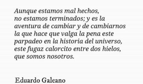 Galeanoimagenes Con Frases De Eduardo Galeano Imágenes Con