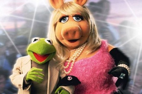 missKermit the frog and Miss Piggy
