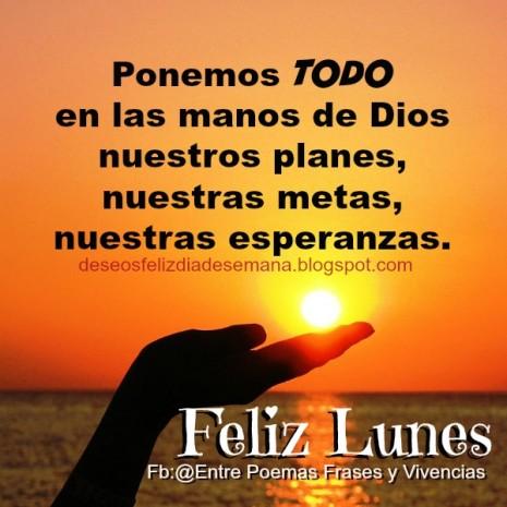 Imágenes Lindas Con Frases Cristianas De Felíz Lunes Para Whatsapp