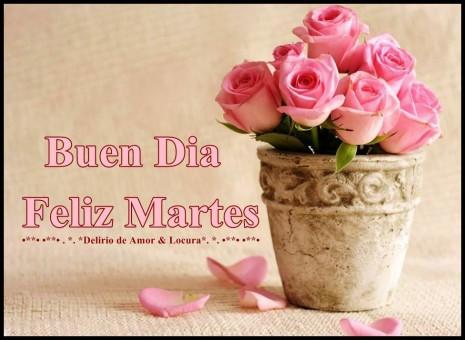 Imágenes de Feliz Martes bonitas  (8)