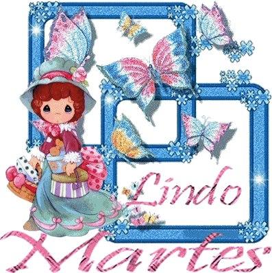 imágenes y Frases de Feliz Dia Martes  (12)