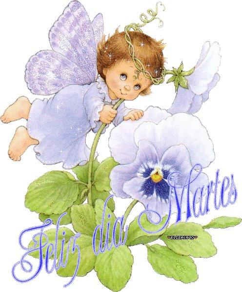 imágenes y Frases de Feliz Dia Martes  (2)