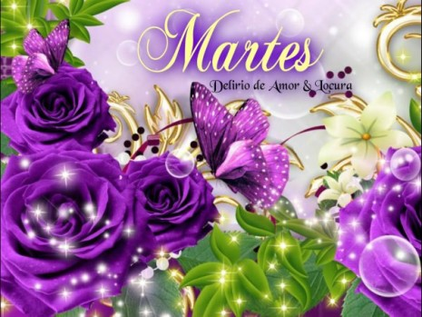 imágenes y Frases de Feliz Dia Martes  (5)