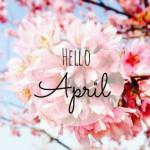 Imágenes diferentes para descargar y enviar por Whatsapp del mes de Abril