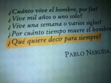 Frases De Libros De Amor De Pablo Neruda En Imágenes