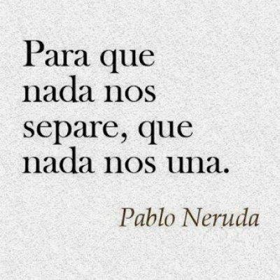 Frases De Libros De Amor De Pablo Neruda En Imagenes