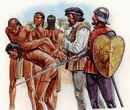 Españoles-empiezan-a-esclavisar
