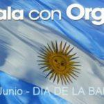 Imágenes y frases para Whatsapp del Día de la Bandera Nacional Argentina