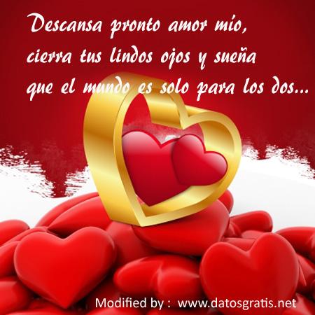 Frases Tiernas De Buenas Noches Para Mi Amor Mi Novio O Novia