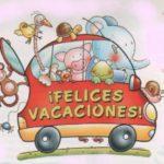 Bienvenidas vacaciones! Imágenes bonitas para compartir con frases lindas