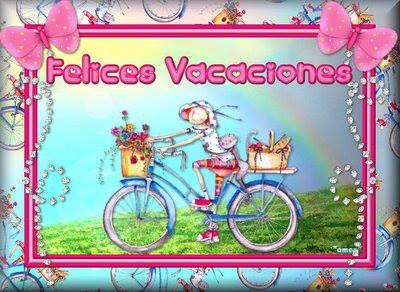 Felices vacacionessssssssssssssssssssssssssssssssss