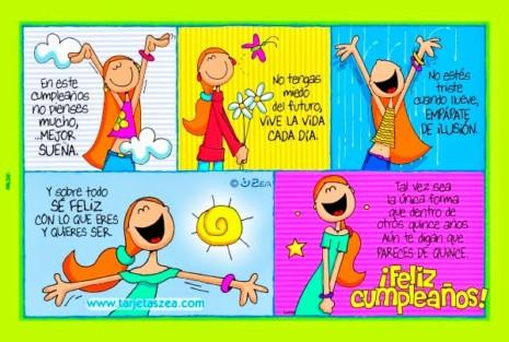 30 Frases De Feliz Cumpleanos Bonitas Con Imagenes Lindas