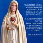 Imágenes con frases de la virgen, 8 de diciembre día de la virgen