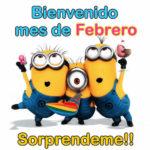 43 Imágenes de Bienvenido Febrero, el mes del amor, carteles con mensajes