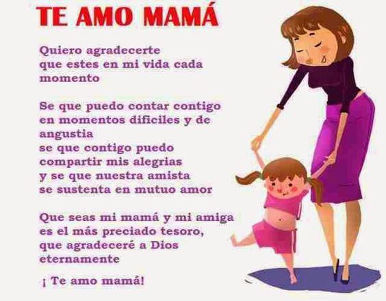 Imágenes Y Frases Bonitas Para La Mejor Madre